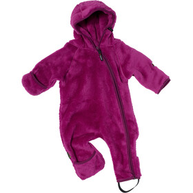 Isbjörn Cozy High Loft Combinaison Enfant, very berry